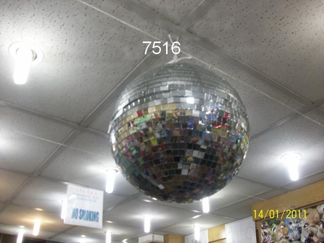 DİSKO TOPU (BÜYÜK) 1Lİ PAKET KOD 7516