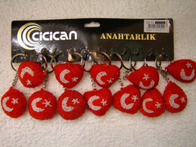 ANAHTARLIK 12Lİ PAKET KOD 6486